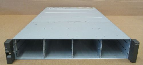 Fujitsu Eternus CS TVC DX90 S2 Base RAID Shelf 2x CA07336-C001 CS-TVCB-DX92A
